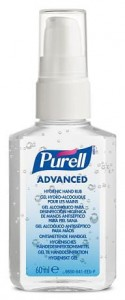 Purell Advanced Hygienic Hand Rub 60ml Żel Dezynfekujący