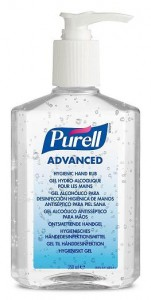 Purell Advanced Hygienic Hand Rub 350ml Żel Dezynfekujący