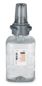 Gojo Mild ANTIMICROBIAL ADX™ 700 ML a'4 plus 2 dozowniki 5,-